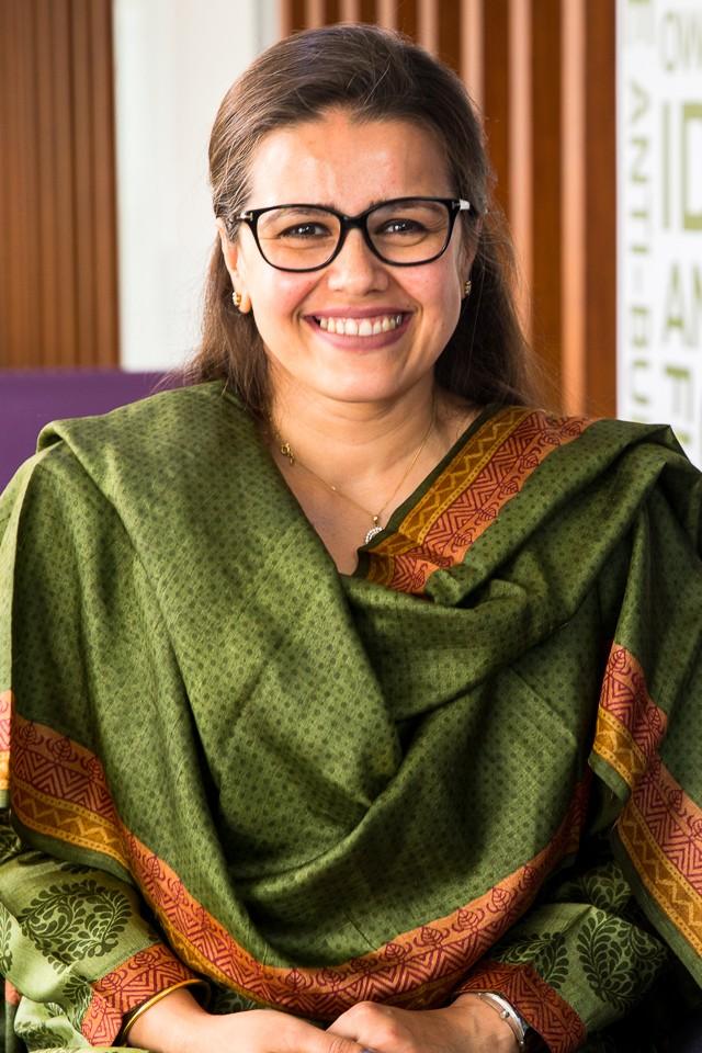 Neerja, Vice President, Talent Acquisition - BlackRock India Careers