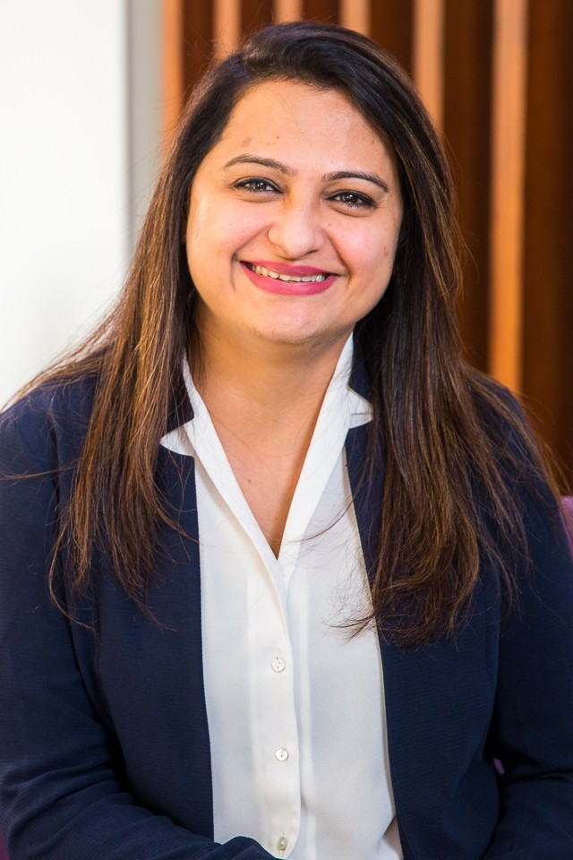 Nisha, Director, Aladdin Risk Management - BlackRock India Careers