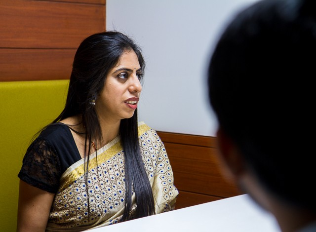 Careers - What Charu Does Vice President, BlackRock Data Services