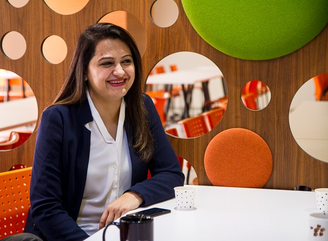 Careers - What Nisha Does Director, Aladdin Risk for Wealth Management