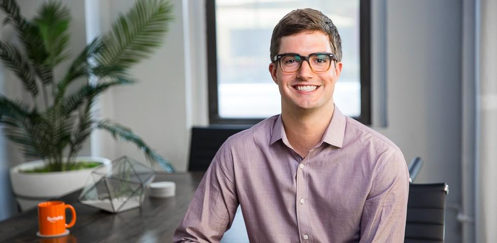 Evan McElwain, Enterprise Business Rep - Rocketrip Careers