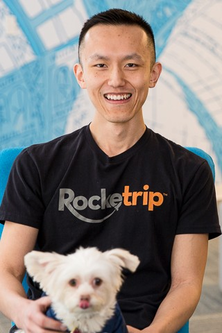 Chang Yu, Senior Product Manager - Rocketrip Careers