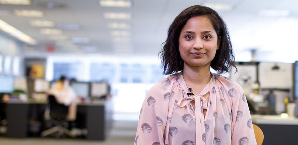 Meera Ravi, Instructional Designer - WES Careers