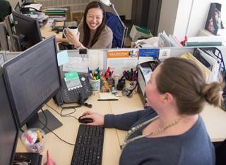Careers - What Sarah Does Coordinator, Global Talent Bridge - CANADA