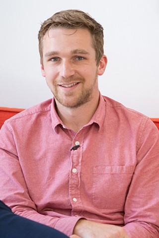 Chris Dzoba, Director of Engineering - Reside Careers