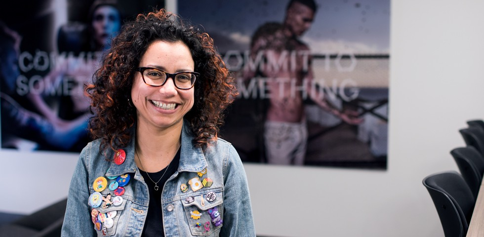 Gisela Delgado, Director of Creative Operations  - Equinox Careers