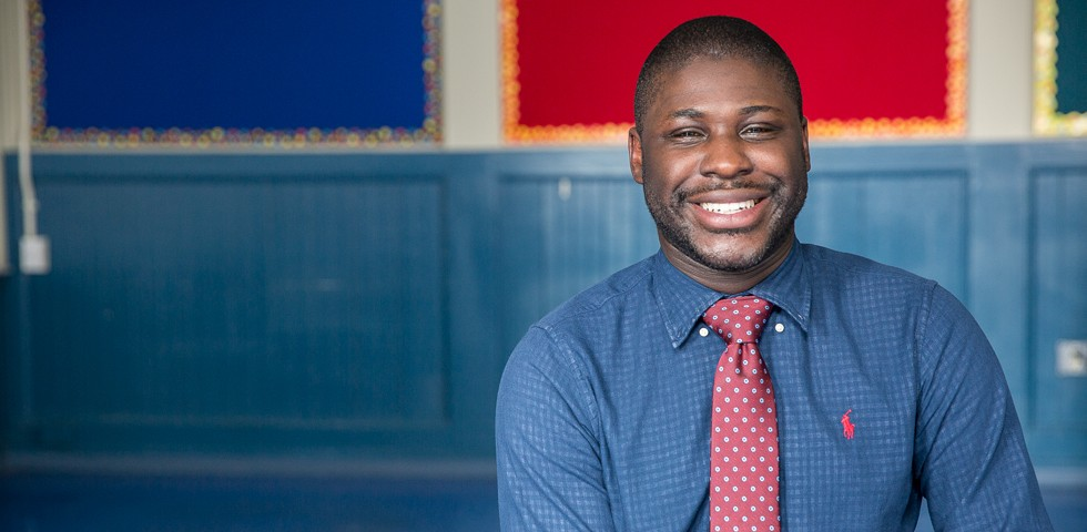 Najee Carter, Instructional Fellow - Uncommon Schools Careers