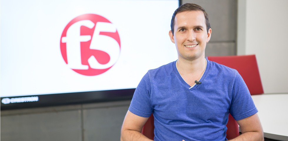 F5 Networks Employee