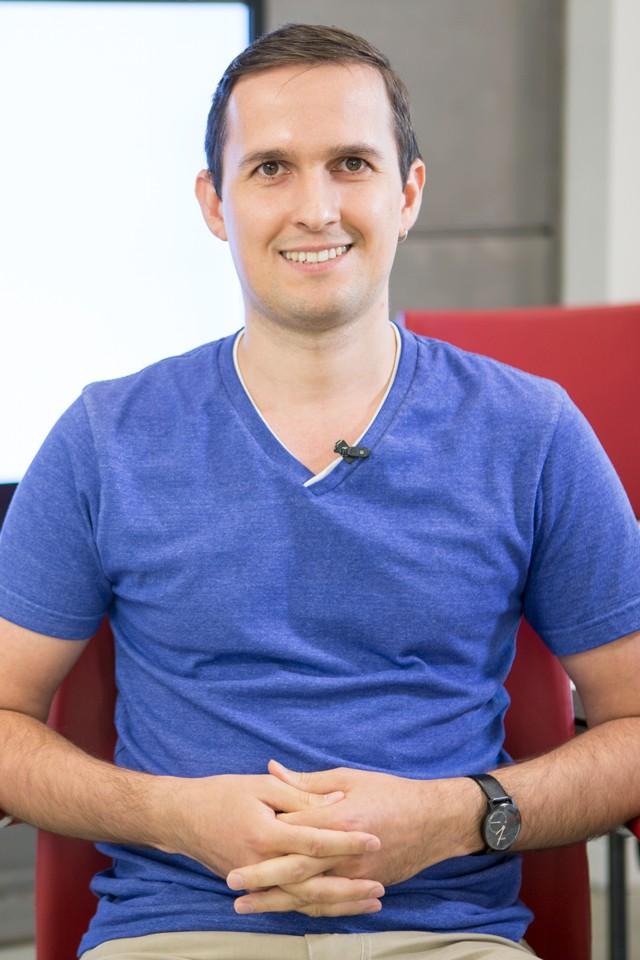 Maxim Ivantiskiy, Sr. Software Engineer - F5 Networks Careers