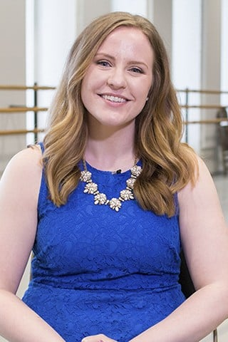 Kassie Lewis, Coordinator, Theater & Classical Music Programming - The Kennedy Center Careers