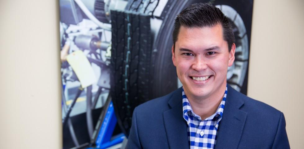 Robert Martin, Strategic Account Manager - Firestone Building Products - Bridgestone Americas Careers