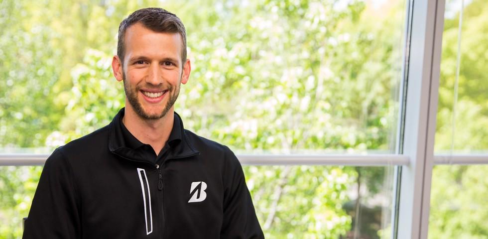 Justin Hayes, Product Manager - Bridgestone Americas Careers