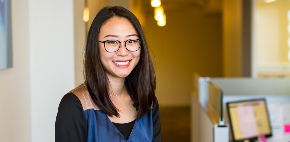 Crystal Myung, Senior Consultant - Kaiser Associates Careers