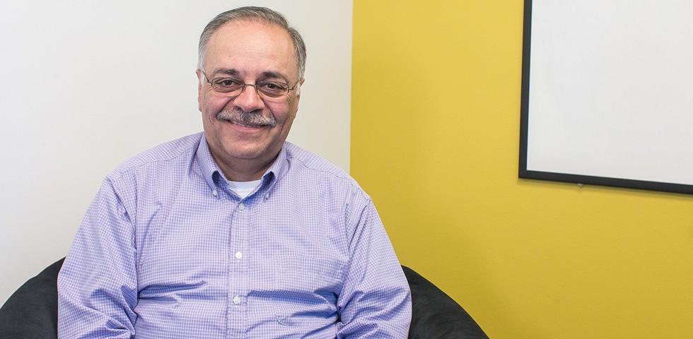 Hamid Ghassemi, Senior Release Engineer - MAANA Careers