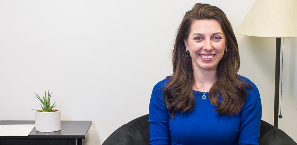 Anastasia Chueva, Solutions Analyst - MAANA Careers