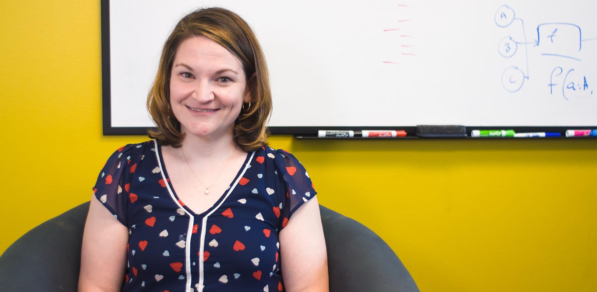 Julia Rezsnyak, Senior User Experience Designer - MAANA Careers