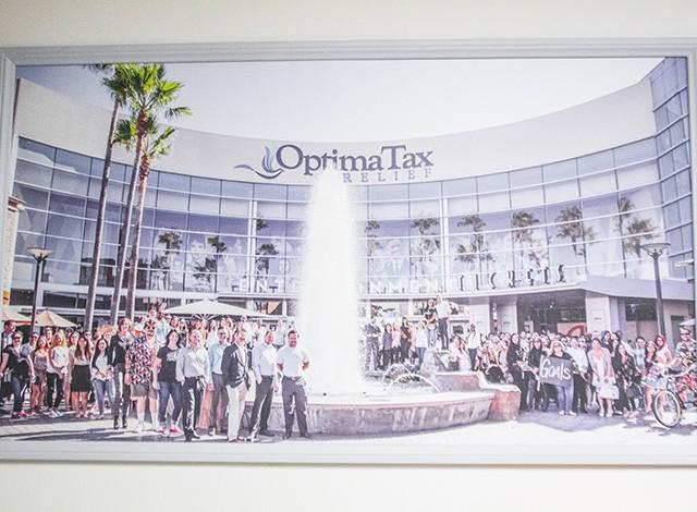 Optima Tax Relief Careers