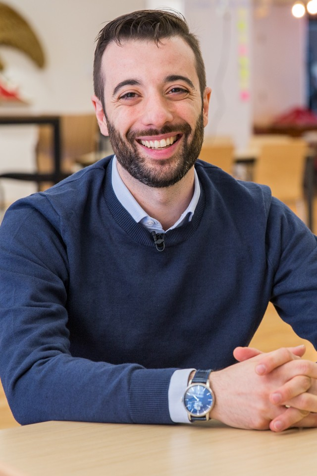 Paolo Provinciali, Head of Global Marketing Services, eCommerce - ZX Ventures Careers