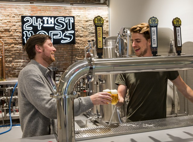Careers - Office Perks Bonds Over Beer