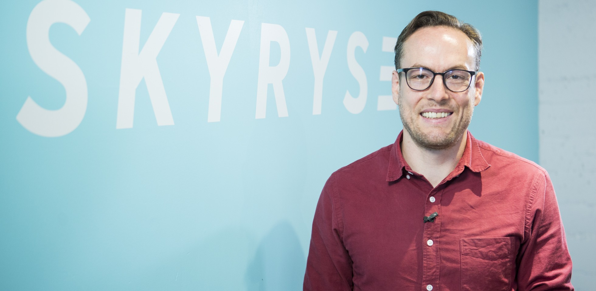 Jon Reeves, Embedded Systems Lead - SkyRyse Careers