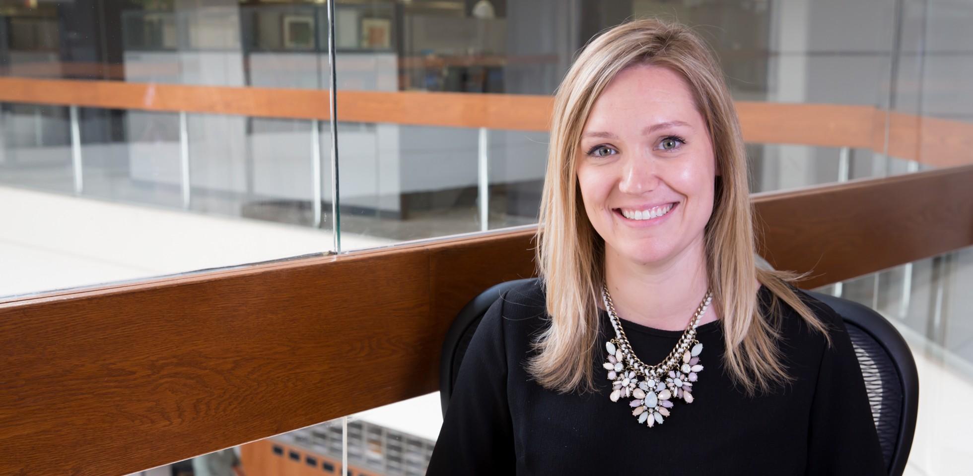 Katherine Cooper, Account Associate - HUB International Careers
