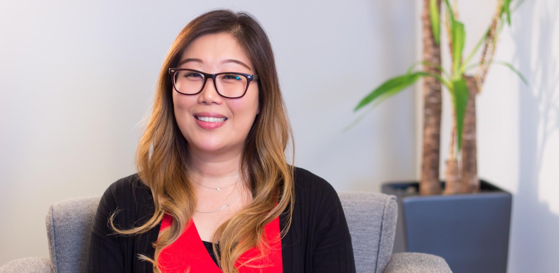 Eunice Lee, Account Manager - HUB International Careers