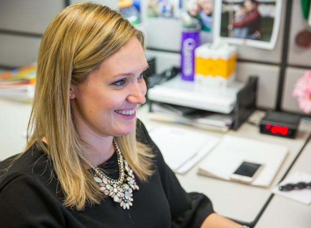 Careers - What Katherine Does Account Associate