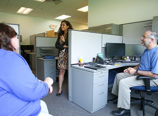 Careers - Office Life  Employee Empowerment