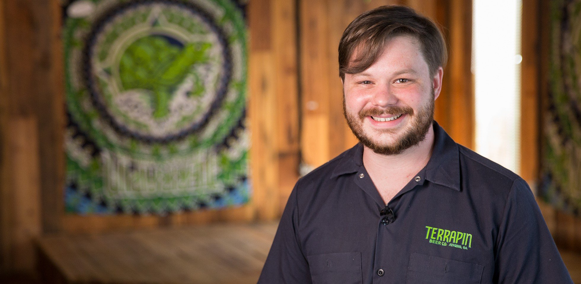 Clay Robinson, Packaging Shift Supervisor - Terrapin Beer Careers