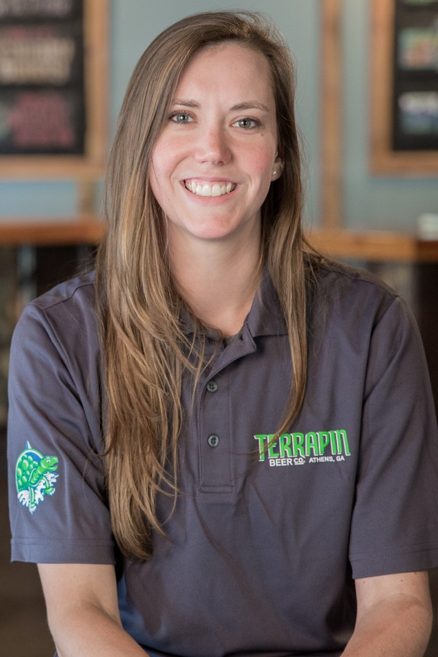 Katey Talbot, Brewery Engineer - Terrapin Beer Careers
