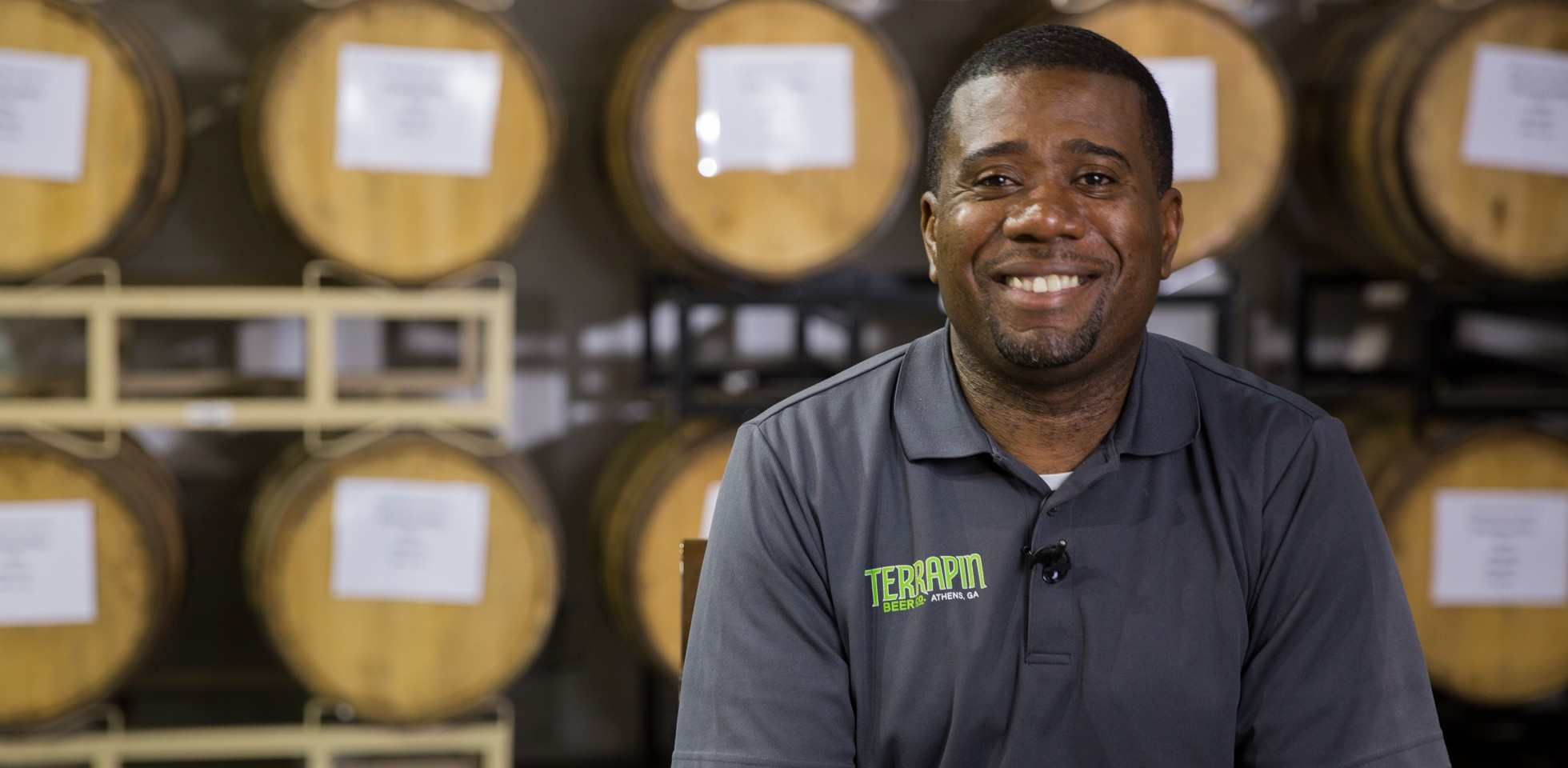 Andre Fisher, Logistics Manager - Terrapin Beer Careers