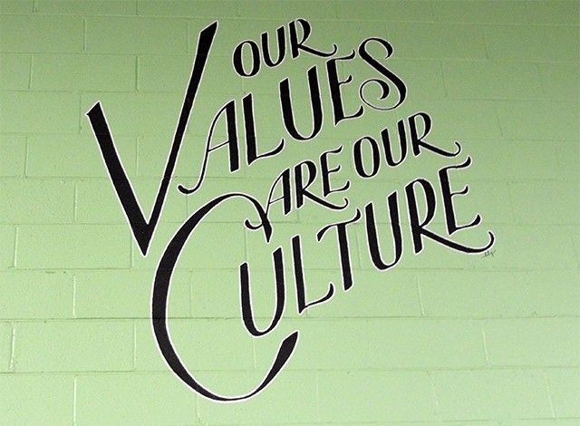 Careers - Office Life  Culture Based On Values