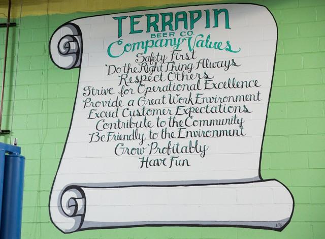 Careers - What Terrapin Beer Co. Does Terrapin Beer Co. 101