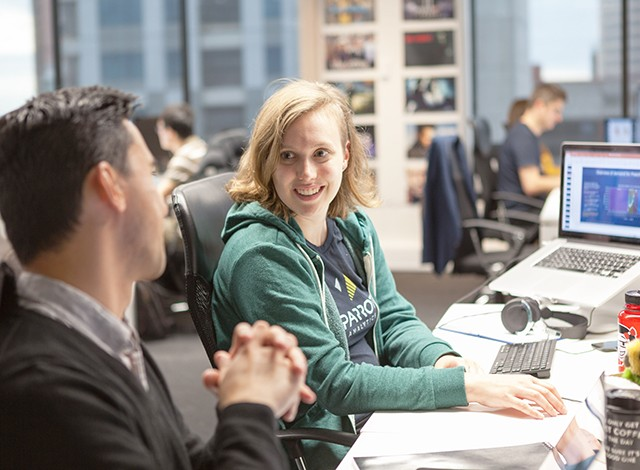 Careers - What Kayla Does Industry Data Scientist