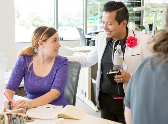 Careers - Office Perks  Educationally Oriented