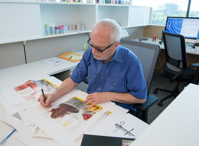 Careers - What Richard Does Director Package Design