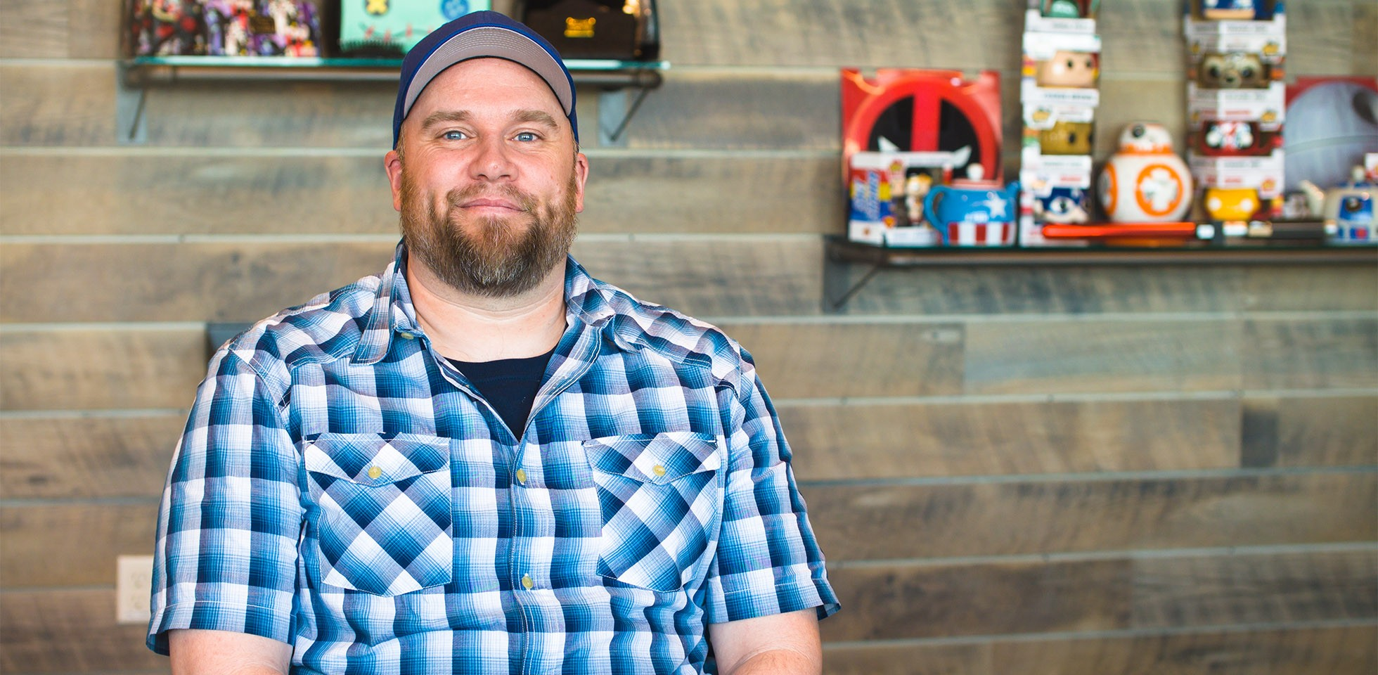 Chris Sully, Community Marketing Manager - Funko Careers