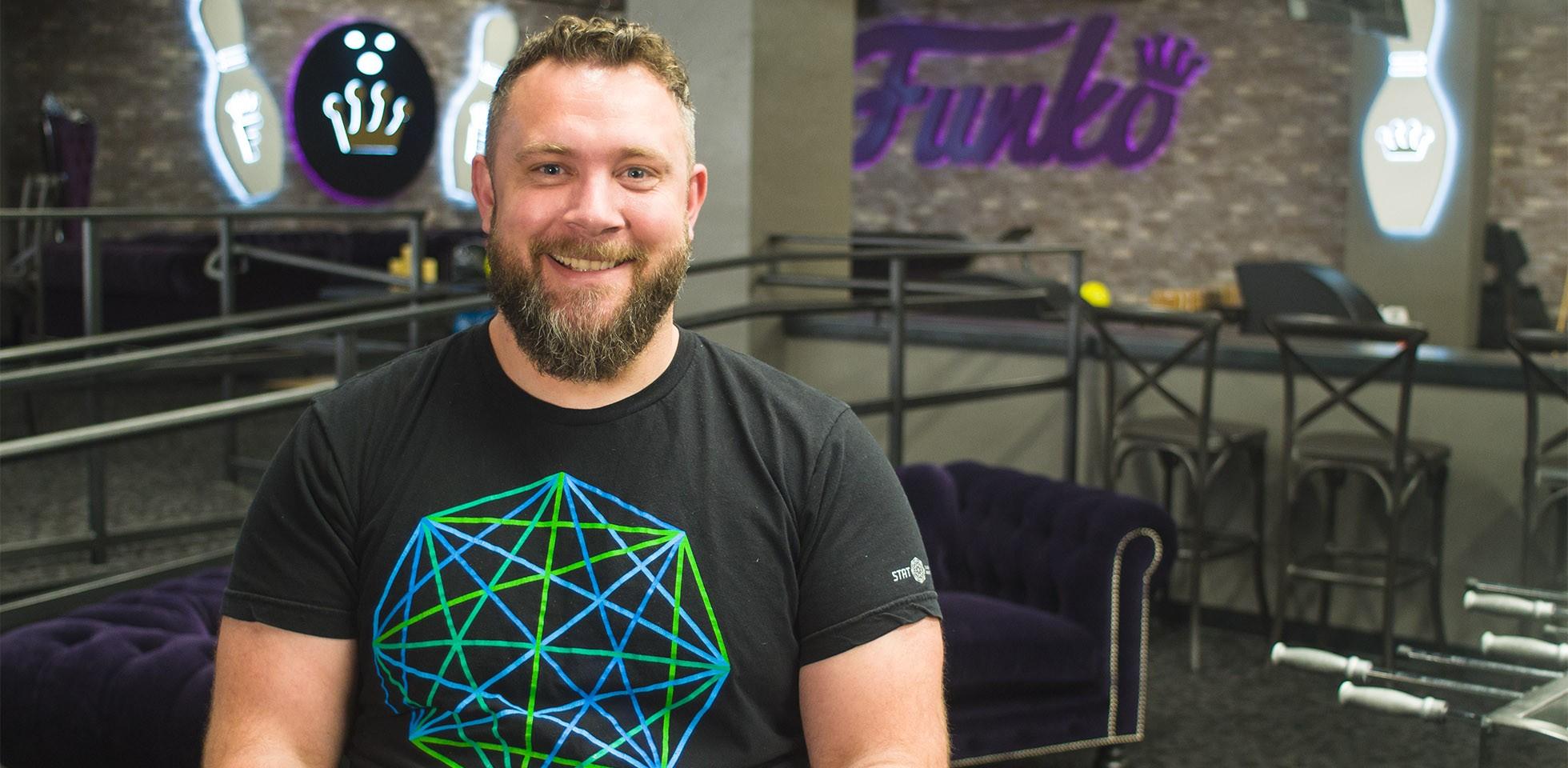 Derric Wise, Creative Lead UX/UI - Funko Careers