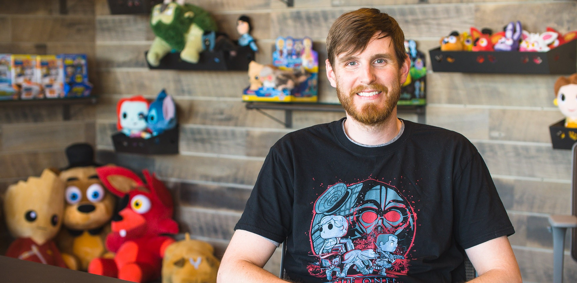 Justin Arthur, Royalty Accounting Manager - Funko Careers