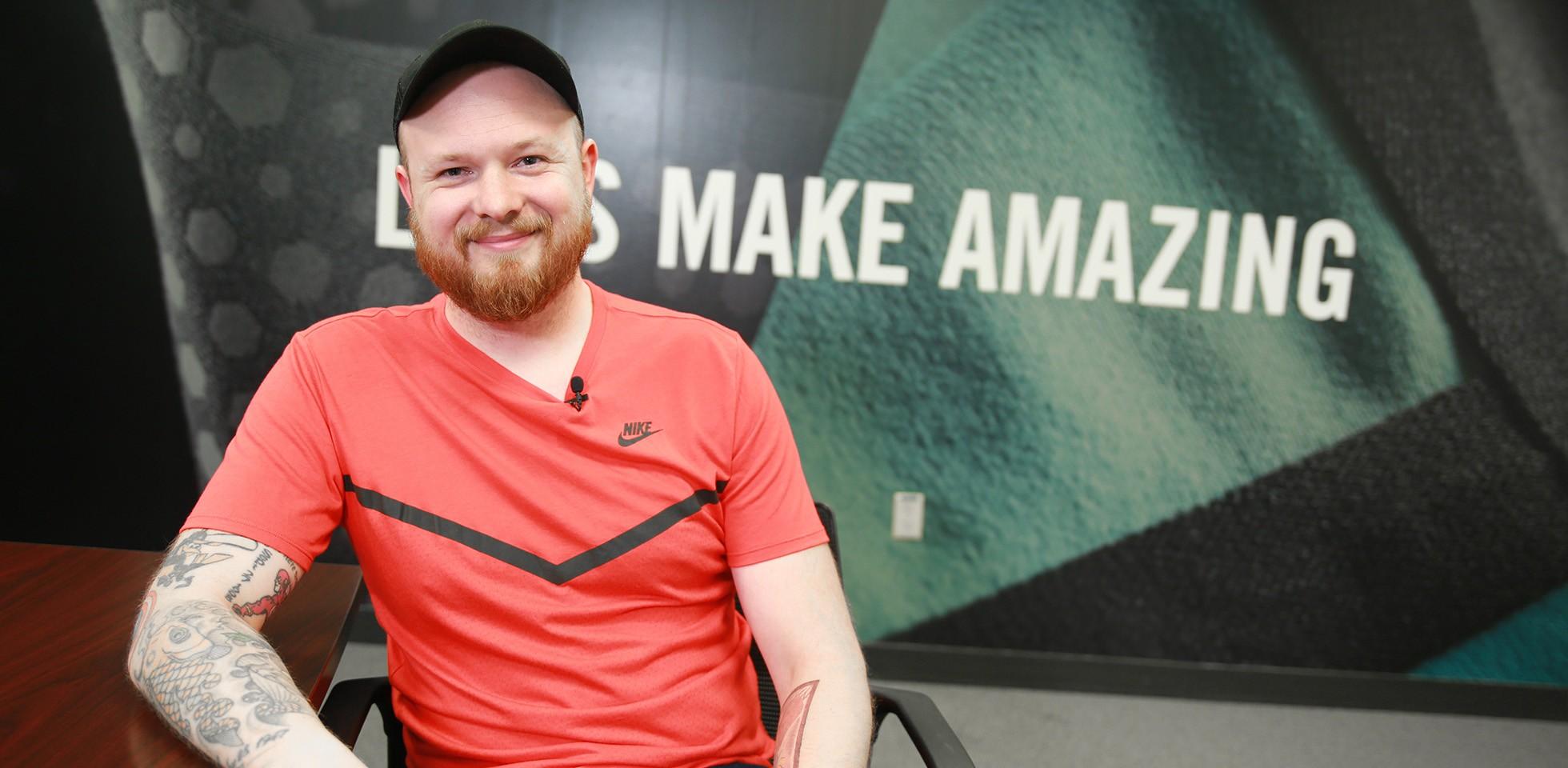Seth Miller, Manufacturing, Coater Helper - Bemis Careers