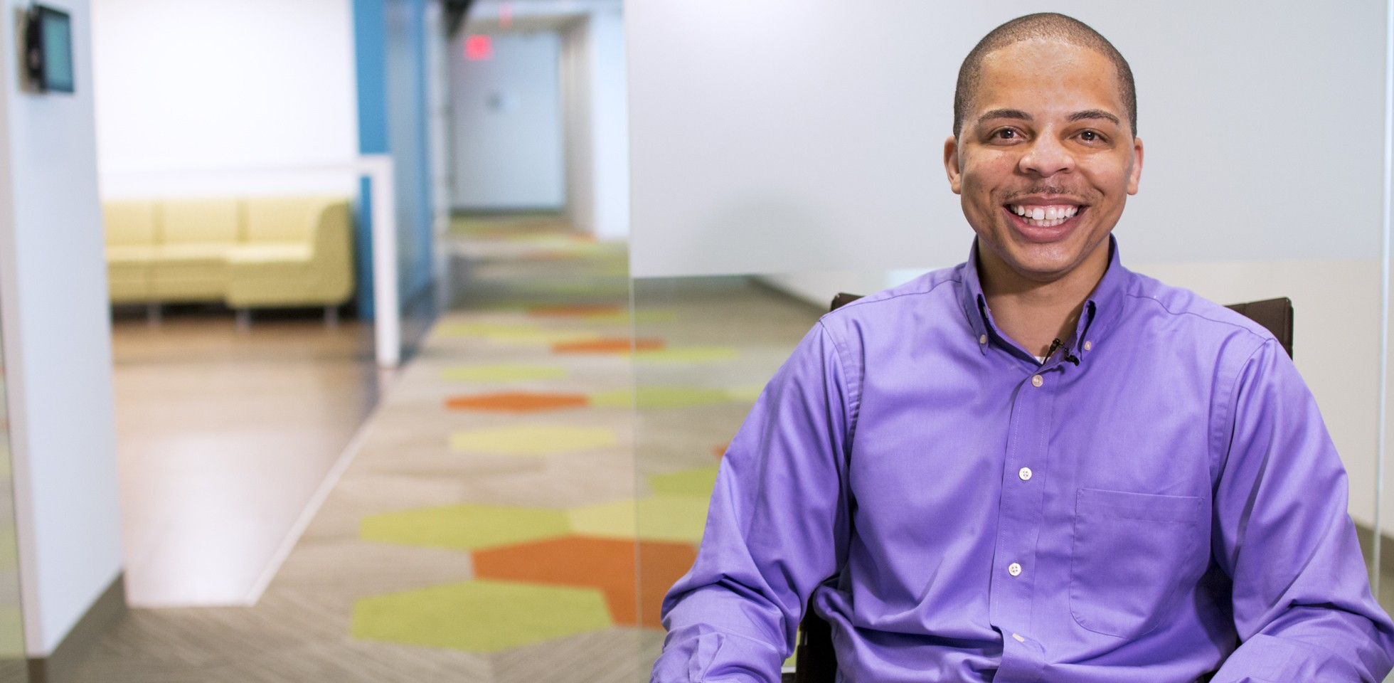 Michael Rochelle, Manager, Finance - PCORI Careers