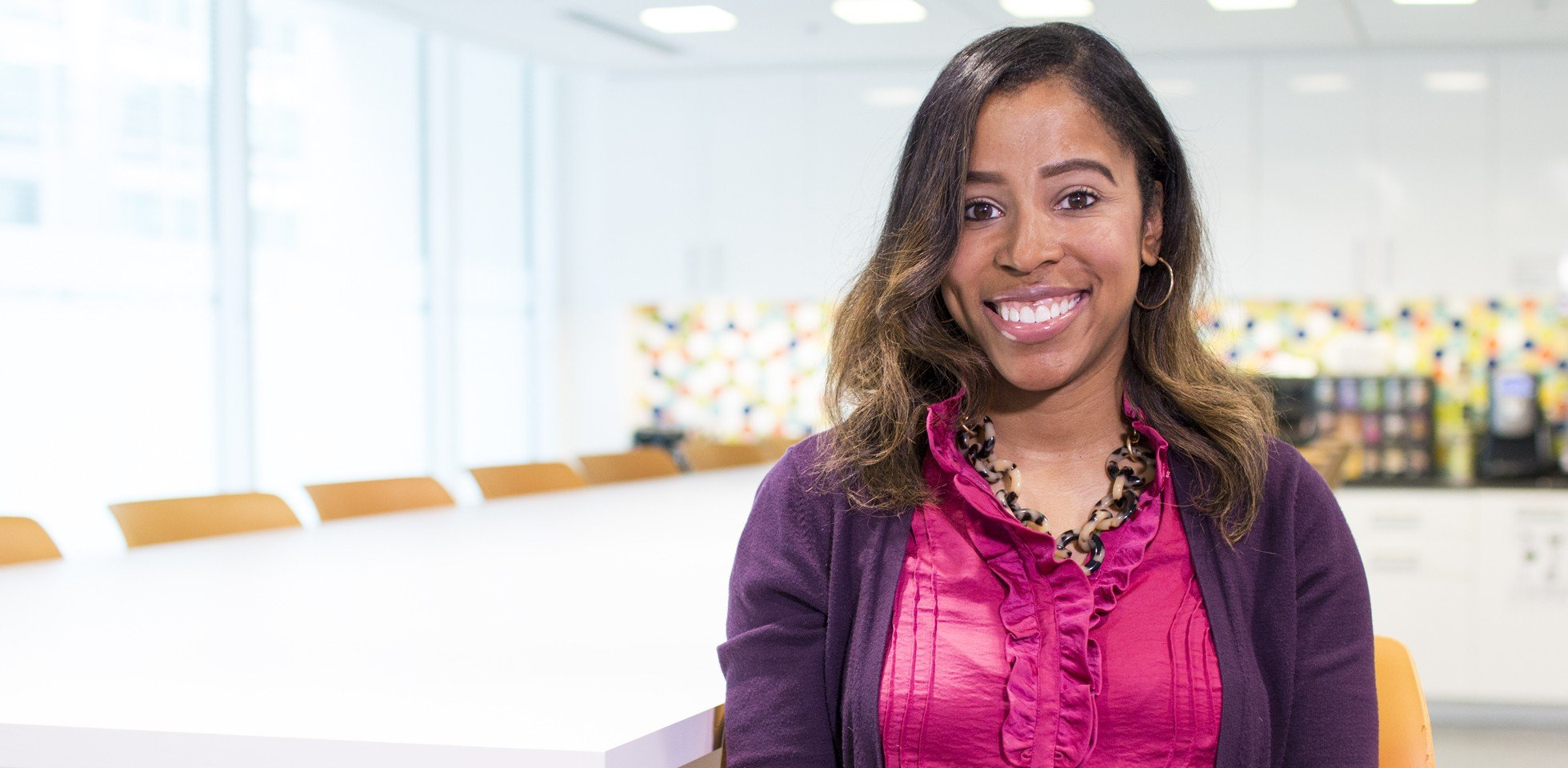 Jamie Trotter, Program Associate, Science - PCORI Careers