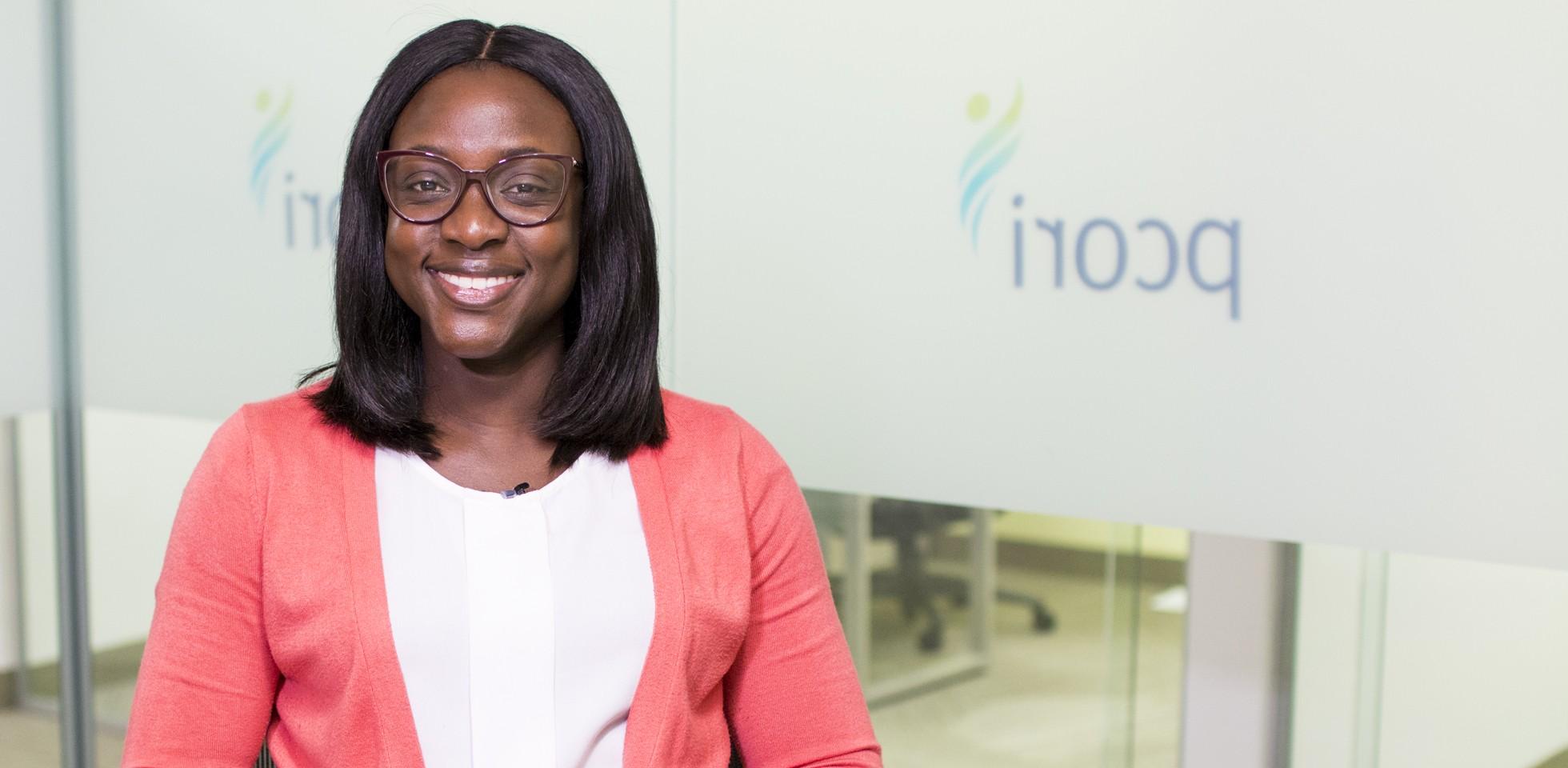 Ninma Fearon, Program Associate, Evaluation & Analysis - PCORI Careers