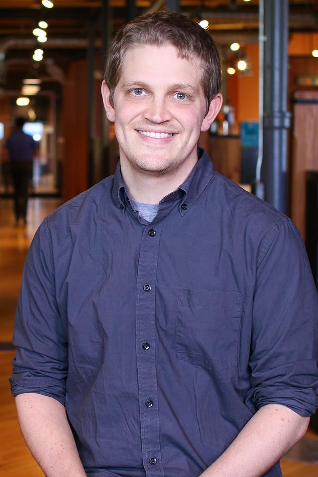 Andrew Dernavich, Senior Designer - Select Careers