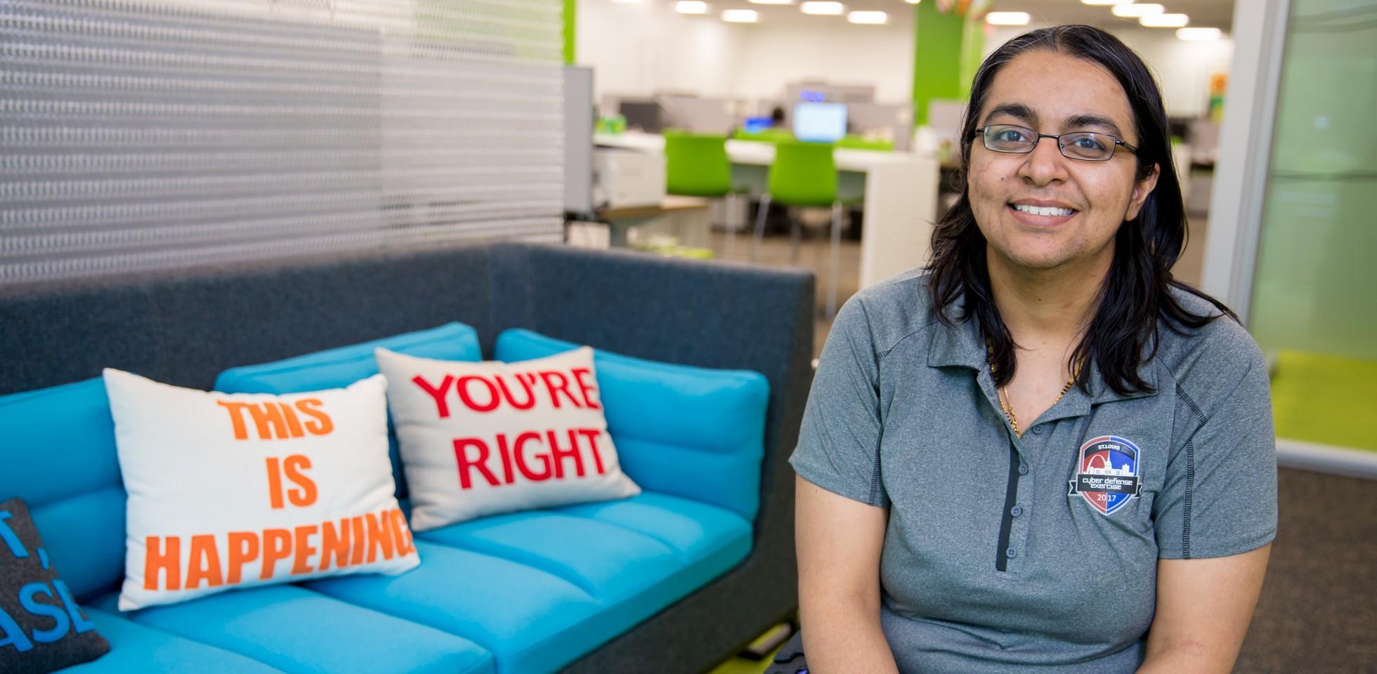 Poonam Verma, VP, Information Security Operations - Mastercard Careers