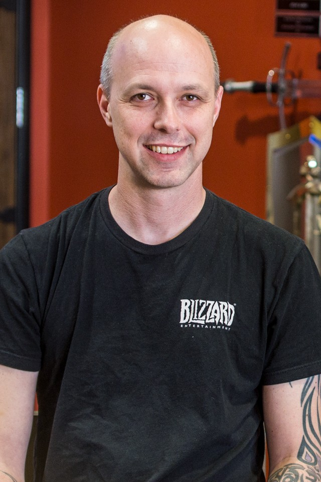 Ely Cannon, Lead Environment Artist - Blizzard Entertainment Careers
