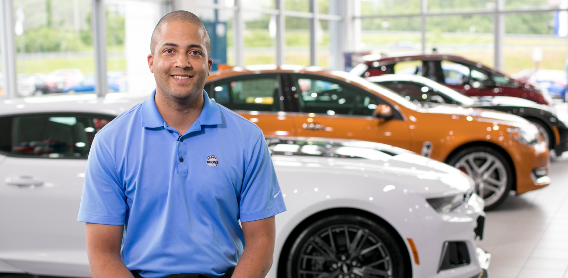 Jim Koons Automotive Employee