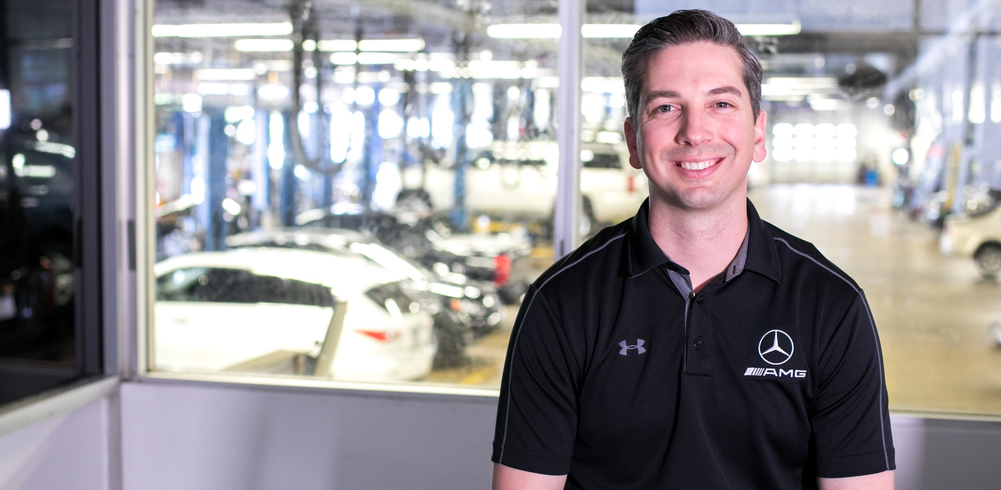 Russell Pentz, Parts & Service Director - Jim Koons Automotive Careers