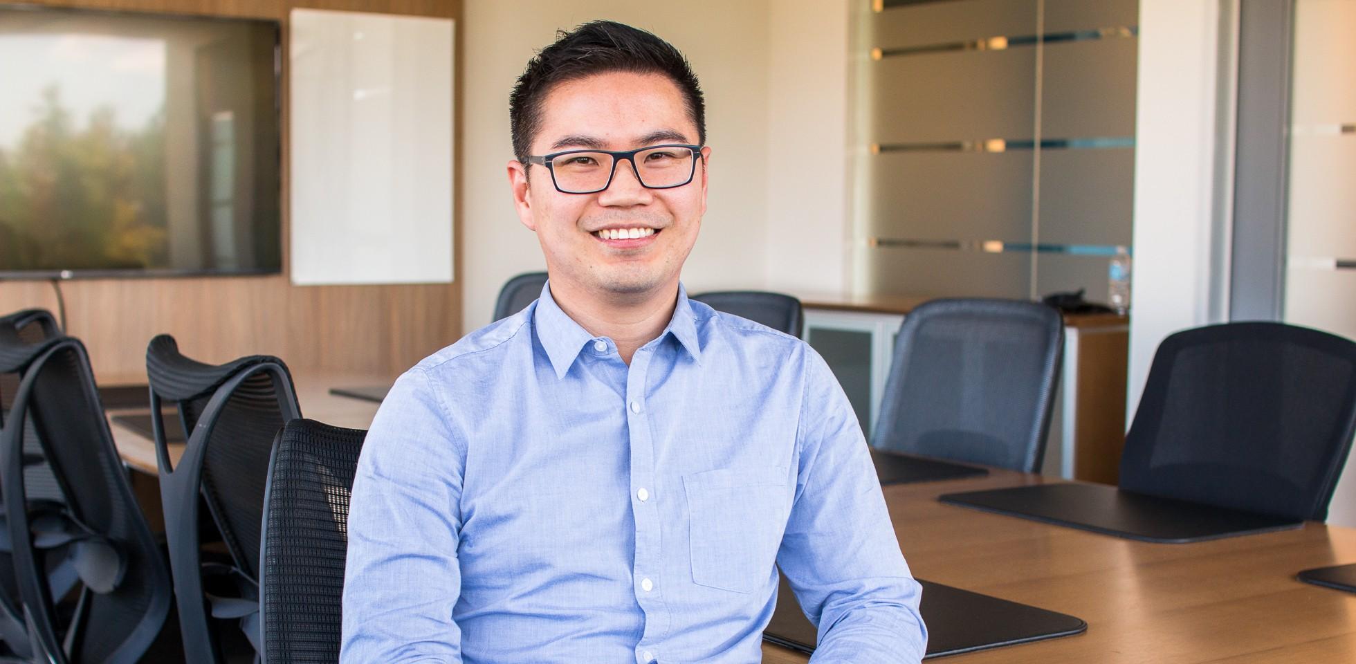 Linus Leung, Senior R&D Engineer - Baylis Medical Careers