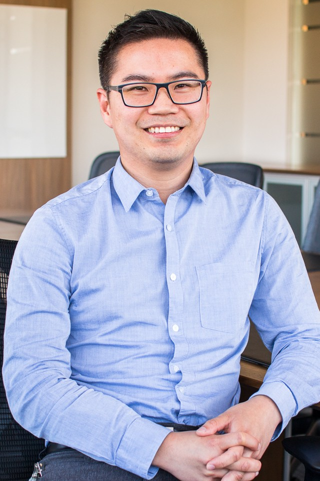 Linus Leung, Senior R&D Engineer - Baylis Medical Careers